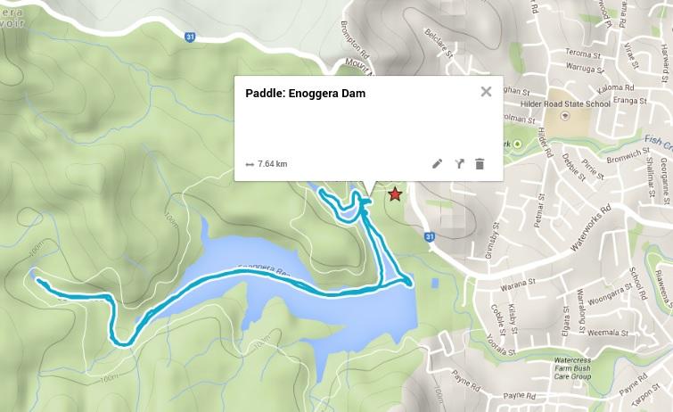 Enoggera Dam, The Gap, Brisbane | BrisSUP Club