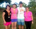Brisbane River Challenge: Congratulations to Kate Baker and Brad Ridolfi who took out 1st place in the Women and Mens division. BrisSUP took out the trifecta in the Womens with Kat in 2nd and Tracey Mouque in 3rd.
